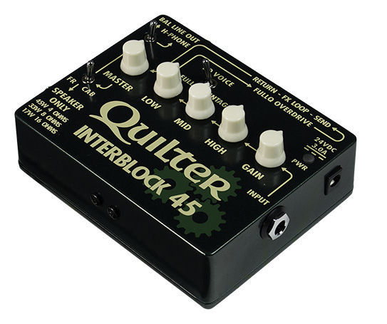 Interblock 45 Quilter