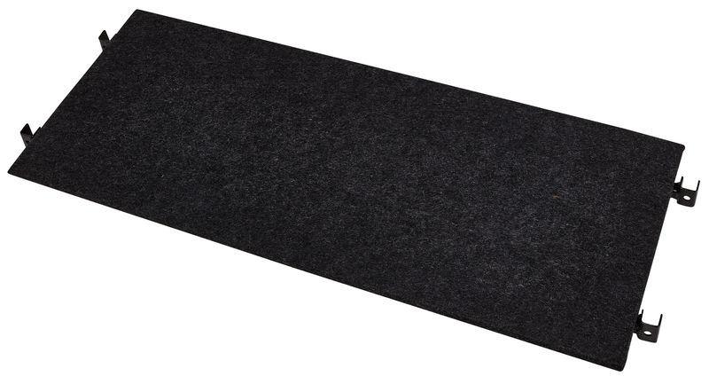 RockNRoller RSH6 Carpeted Shelf for R6