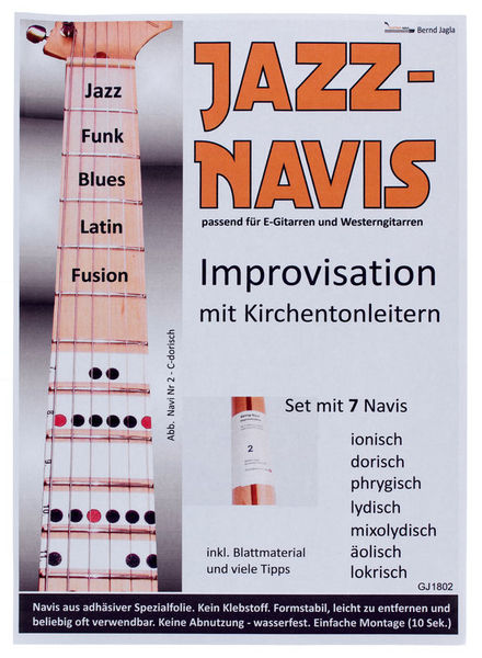 Bernd Jagla Jazz-Navis