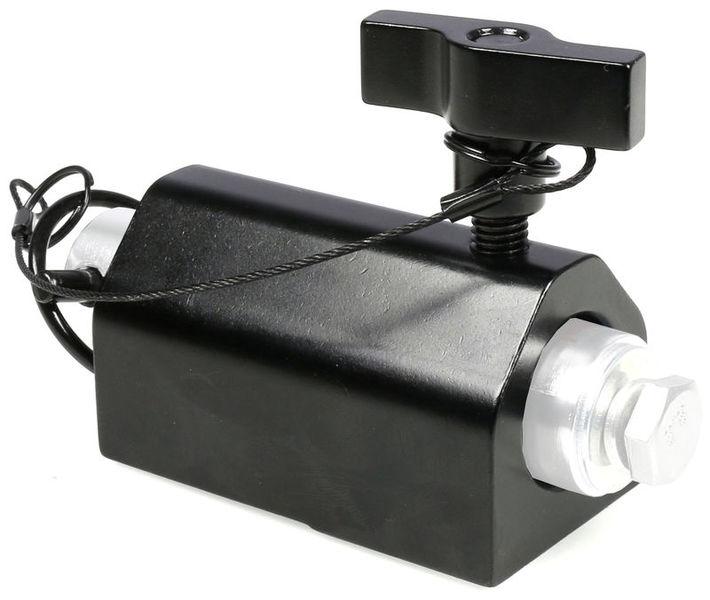 Global Truss TV Adapter Multi M10 black
