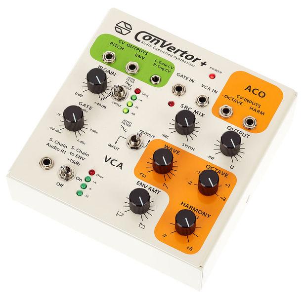 ConVertor+ Sonicsmith