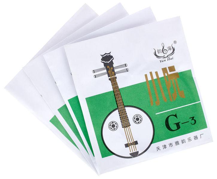 Thomann Yun Hai XiaoRuan Strings Steel