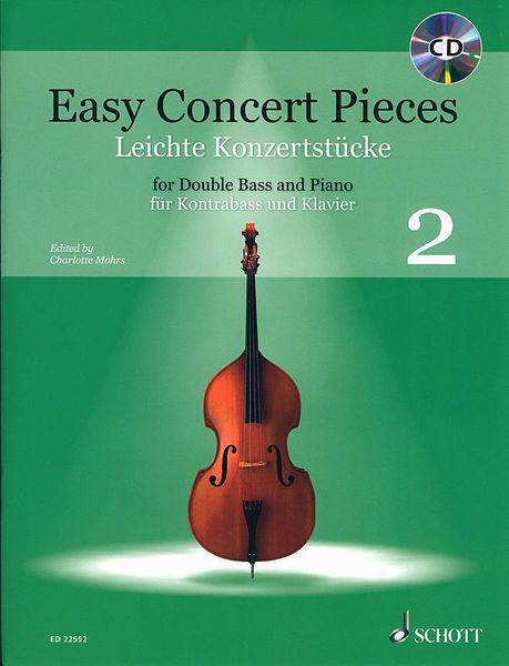 Schott Easy Concert Double Bass Vol.2