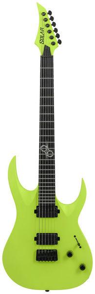 A2.6 LN Solar Guitars