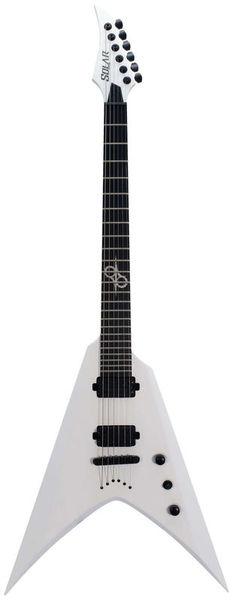 V2.6 W G2 Solar Guitars