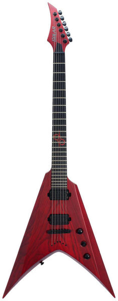 V2.6 TBR Solar Guitars
