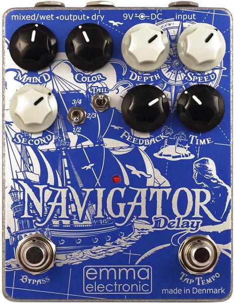 Navigator Delay Emma