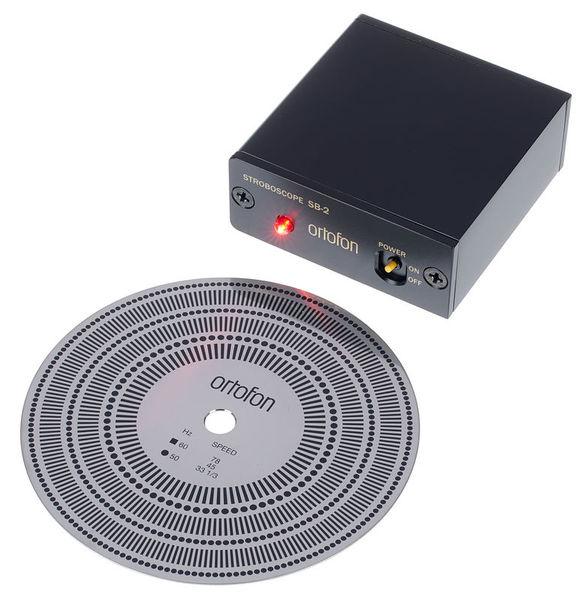 SB-2 Stroboscope Ortofon