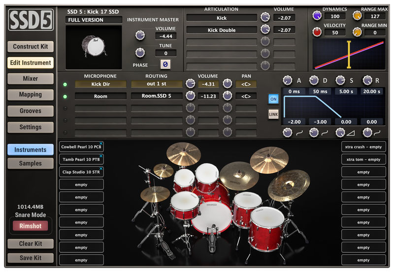 Slate Digital Steven Slate Drums 5 – Thomann UK