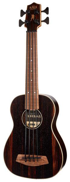 Kala U-Bass Striped Ebony 4 FL