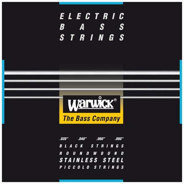 Bass String 4-String Piccolo Warwick