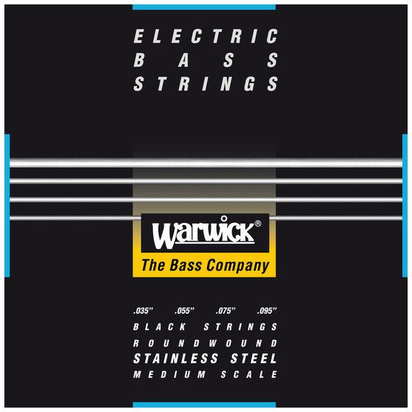 Bass Set 4-String Light MS Warwick