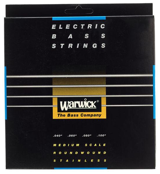 Warwick Bass String 4-String Med/Lig