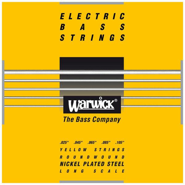 Bass Set 5 String Med/Light Warwick