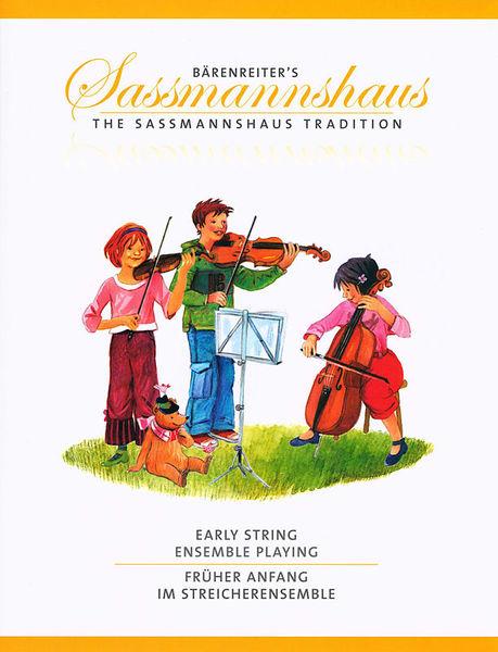Bärenreiter Early String Ensemble Playing