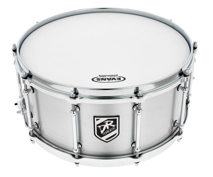 "DR Customs 14""x6,5"" AluFighter Snare"