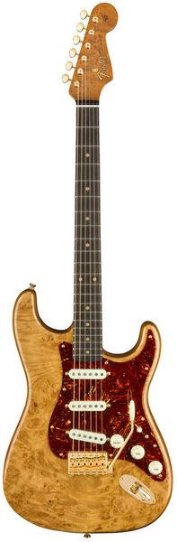 Fender Artisan Strat Maple Burl Top