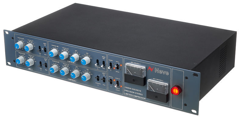 AMS Neve 33609 Stereo Limiter/Compresso