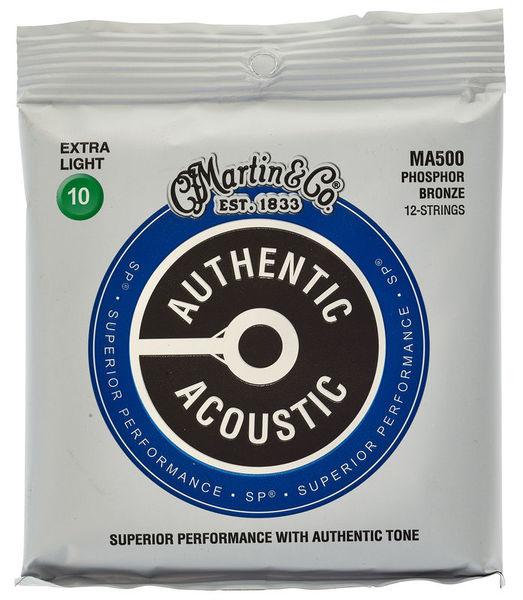 Martin Guitars MA-500 Authentic Acoustic Set