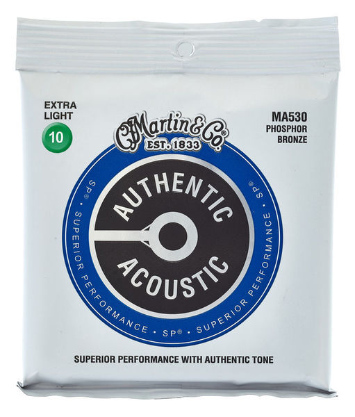 Martin Guitars MA-530 Authentic Acoustic Set