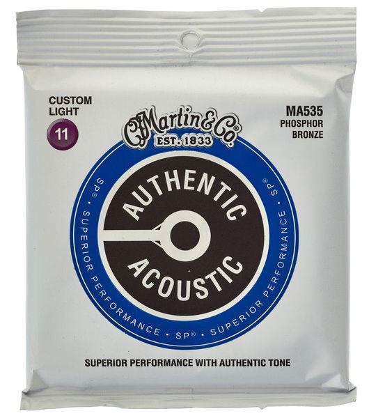 Martin Guitars MA-535 Authentic Acoustic Set