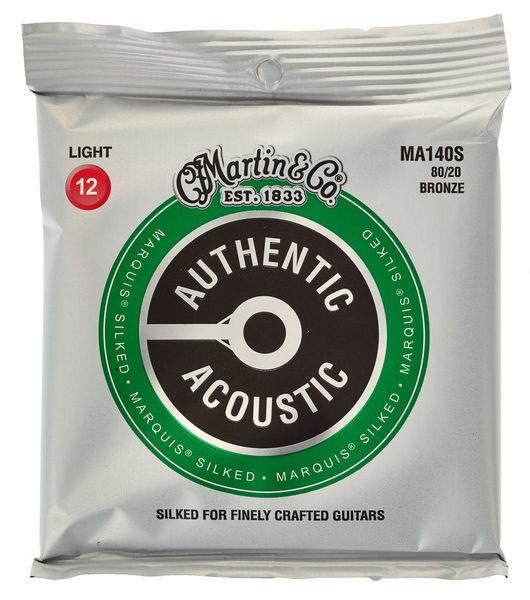 Martin Guitars MA-140S Authentic Acoustic Set