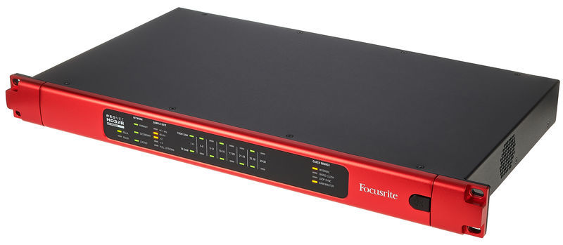 Focusrite RedNet HD32R