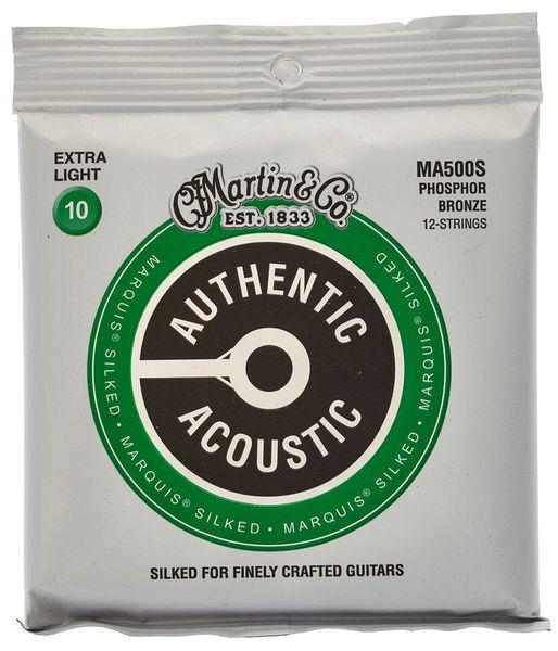Martin Guitars MA-500S Authentic Acoustic Set