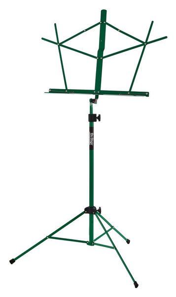 On-Stage Music Stand SM7122 Green