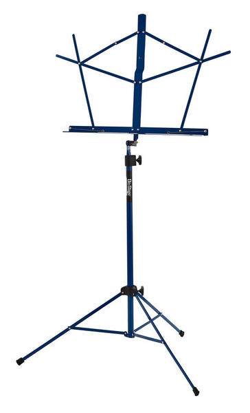 On-Stage Music Stand SM7122 Blue