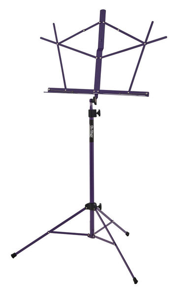 On-Stage Music Stand SM7122 Purple