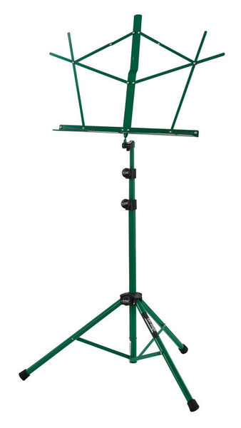 On-Stage Music Stand SM7222 Green