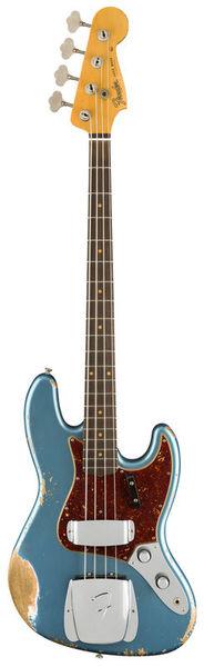 Fender 1961 J-Bass Heavy Relic LPB