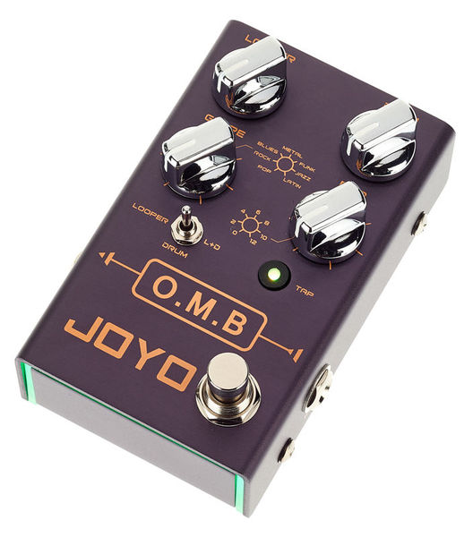 Joyo R-06 O.M.B Looper/Drum Machine