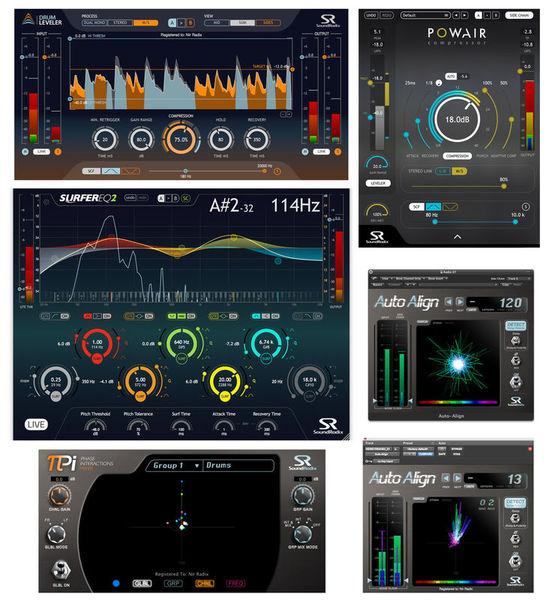 Soundradix Radical Bundle 3