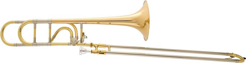 Willson TAW411RBL Bb/F Tenor Trombone