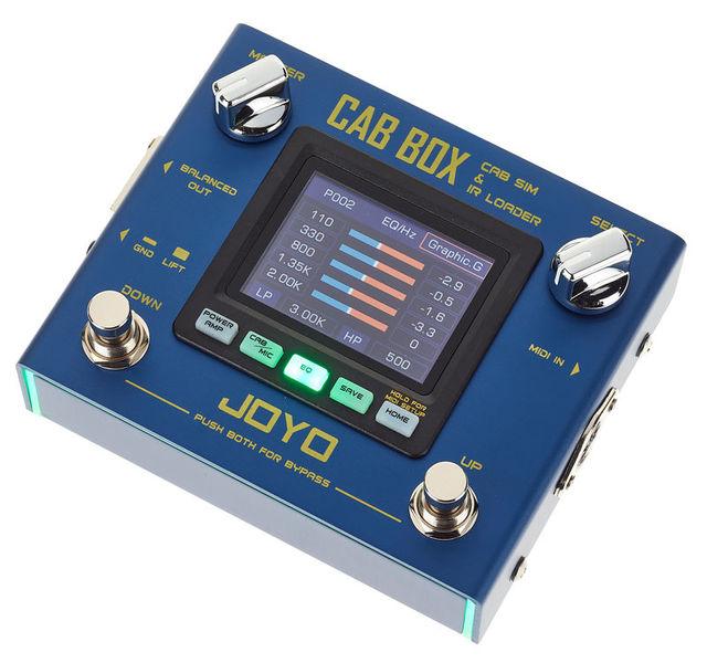 R-08 Cab Box Joyo