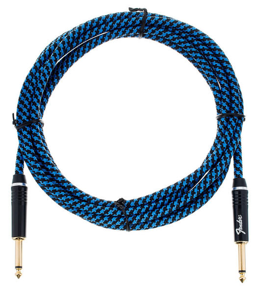Fender Vintage Voltage 12ft Cable BLU