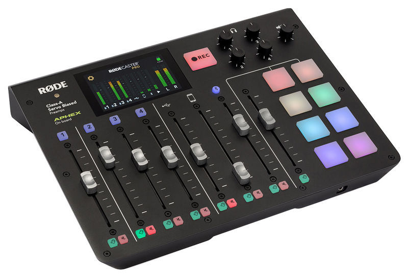 Rodecaster Pro Rode