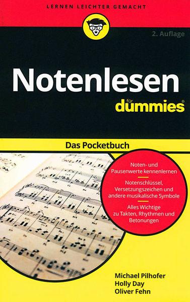 Wiley-Vch Notenlesen for Dummies