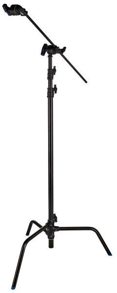 Manfrotto C-Stand Kit 30 Detachable Bk