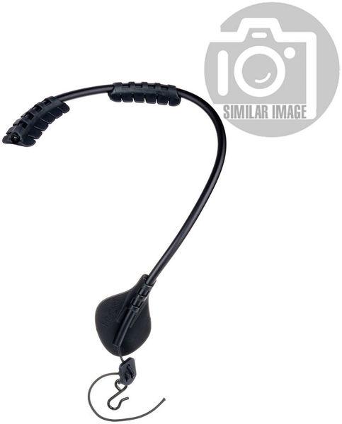 Saxophone strap black S Hooki