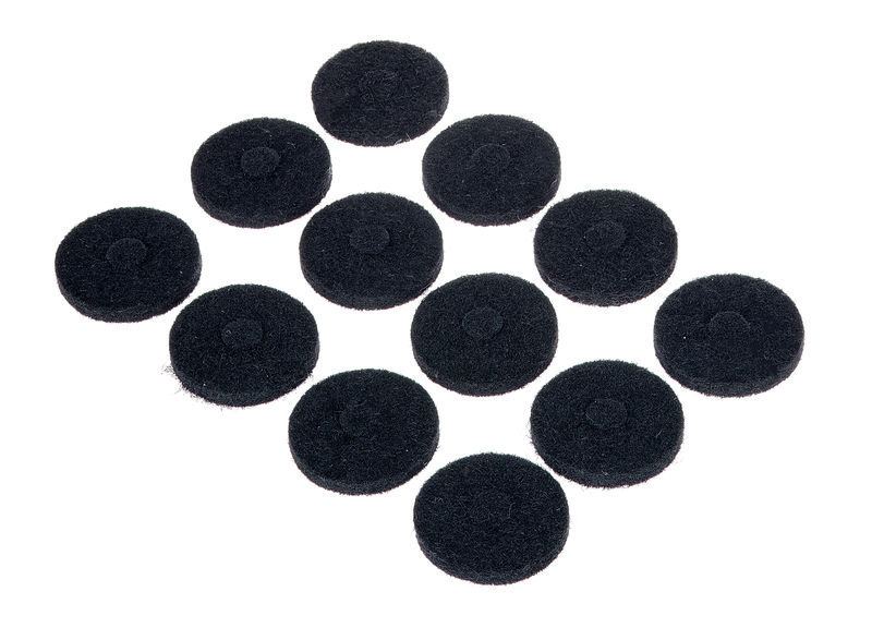 Harley Benton Felt Washers Set Black