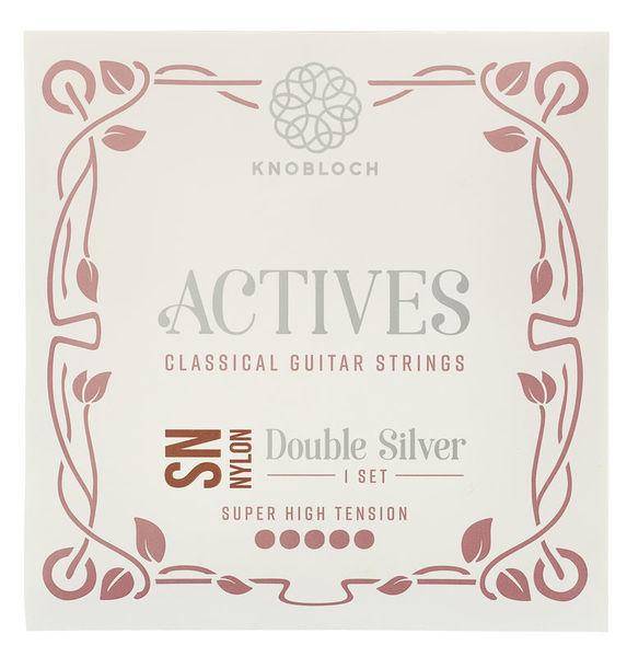Knobloch Strings Double Silver Special Nylon600