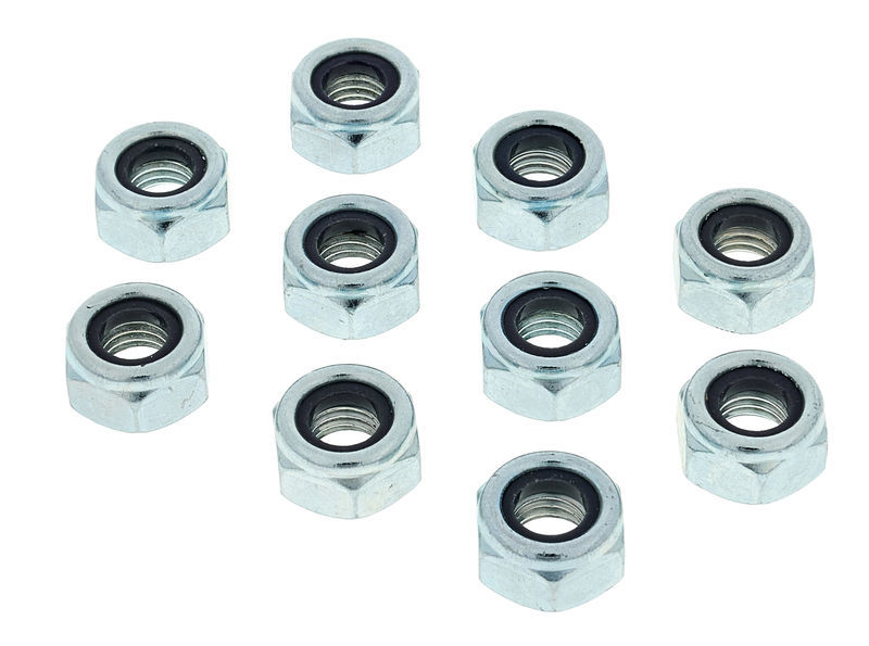 Thomann M10 self-locking Nut