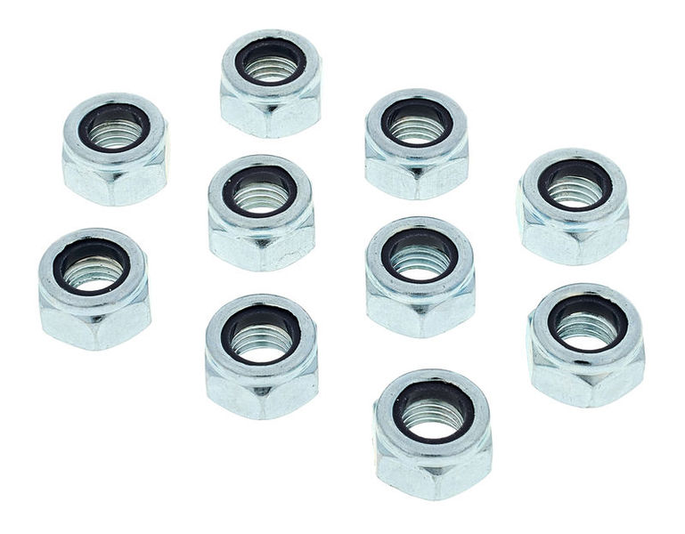 Self Locking Nut >> Thomann M12 Self Locking Nut