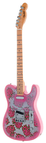 Axe Heaven Fender Telecaster Pink Paisley