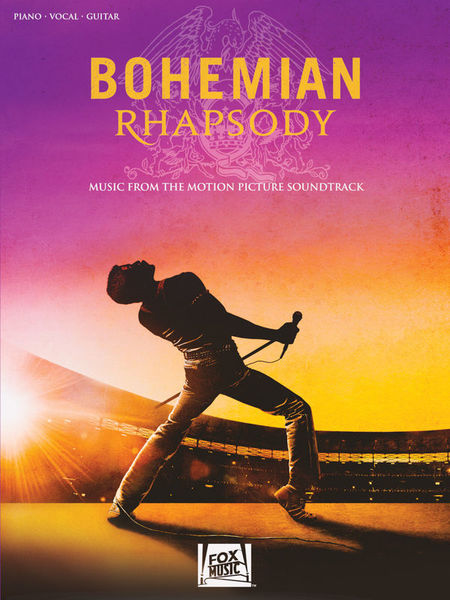 Bohemian Rhapsody PVG Hal Leonard