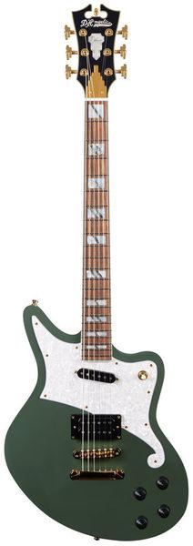 DAngelico Deluxe Bedford Hunter Green