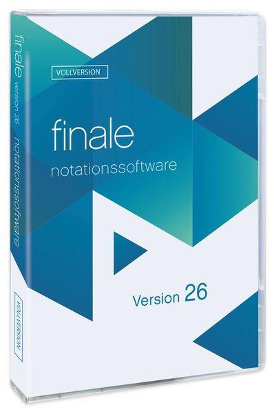Finale 26 (D) MakeMusic
